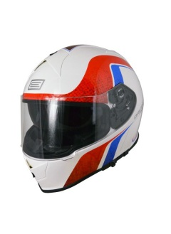 Casco Integral Origine GT Retro Blanco
