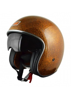 Casco Jet Origine Sprint Naranja