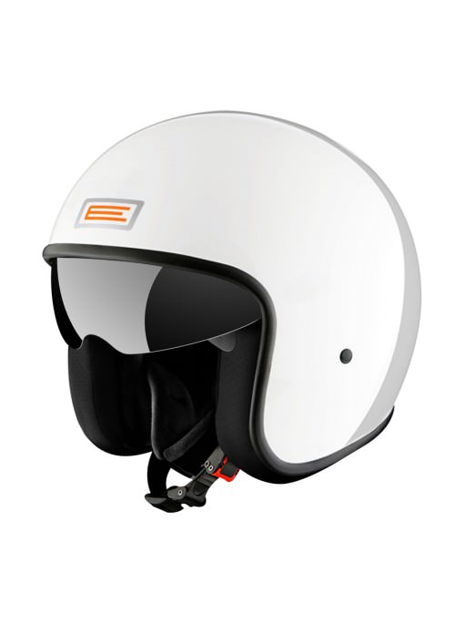 Casco Jet Origine Sprint Blanco Brillo