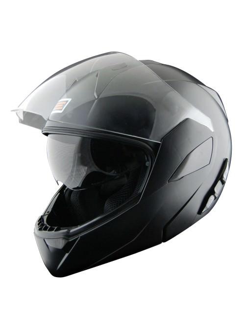 Flip Up Helmet Origine Riviera Negro opaco