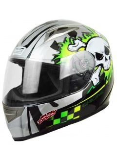 Casco Integral Origine Tonale Combat Lime