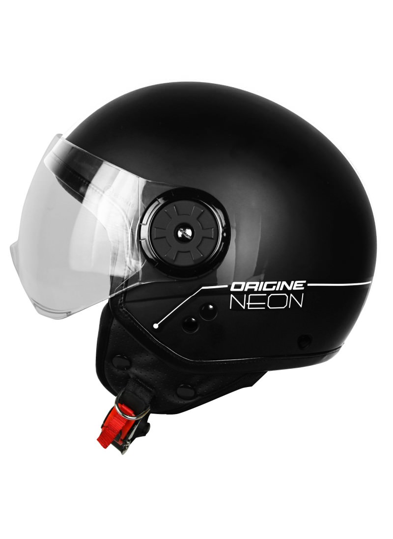 Casco Jet Origine Neon Novedad 2017