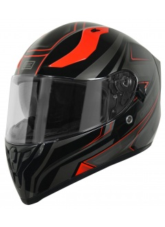 Casco Origine Strada Black Red