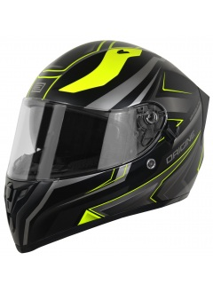 Casco Origine Strada Graviter Black Yellow