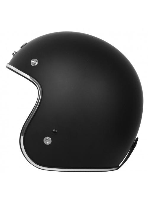 Jet helmet Origine Primo Liso Black