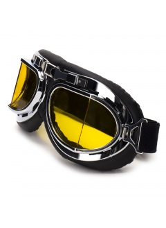 Retro Bikerbrille Typ Cafe Racer
