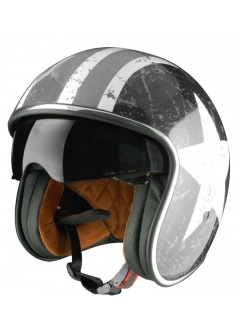 Casco Jet Origine Sprint Rebel Star Gris