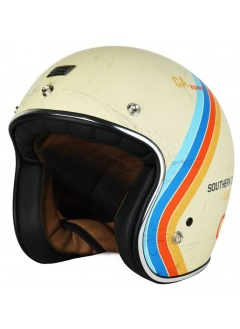 Casco Jet Origine Primo Pacific 2017 California Retro Vintage Americano