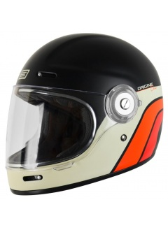 Origine Vega Clasico Black Retro Full Face helmet