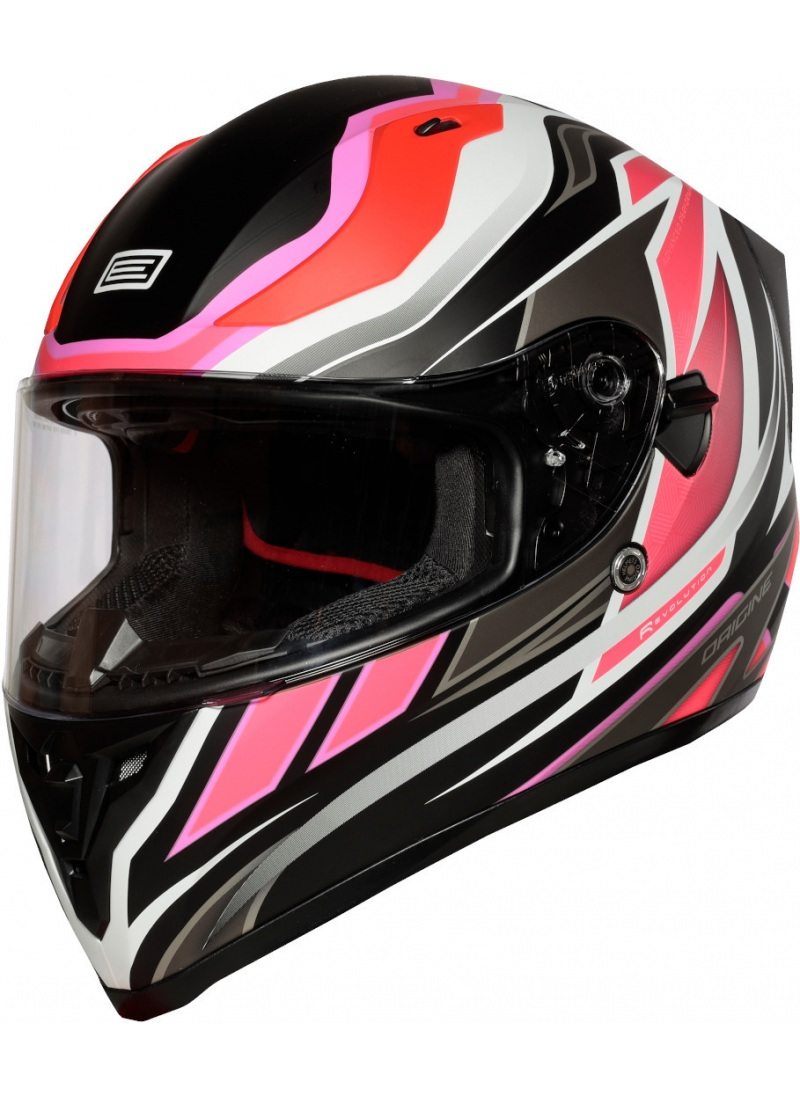 Casco Integral Origine Strada Revolution Fucsia