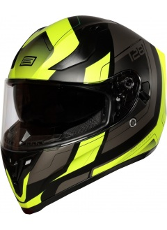 Casco Integral Origine Strada Fluo Yellow Black