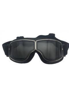 Retro biker goggle Type cafe racer
